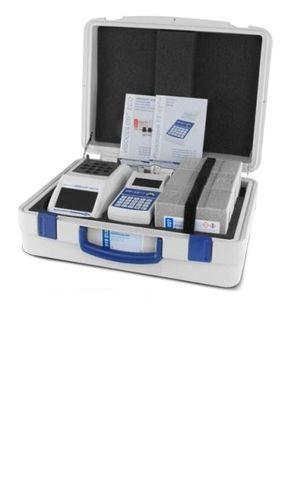 Okamžité vyhodnocení vzorků přímo na místě,i pokud je nutný předchozí rozklad vzorku.  K dispozici s kompaktním fotometrem PF12-Plus nebo PF-3 ChSK, s prostorem pro termoblok NanoColor® VARIO C2 nebo NanoColor® VARIO Mini a všechny doplňky po analýzu.