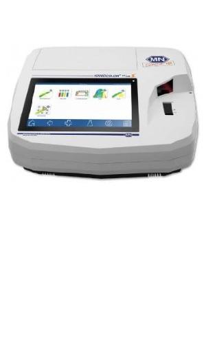Spojení špičkového profesionálního přístroje a uživatelského rozhraní používaného u chytrých telefonů a tabletů. Díky integrovaným funkcím měření barvy a zákalu stejně tak jako integraci měření všech nabízených tesůNANOCOLORmůže být přístroj použit pro kontrolu vmnoha oblastech vodního hospodářství.